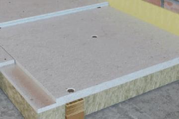 Бескаркасная звукоизоляция стен, потолков и пола - фото
