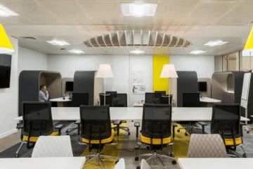 Создание комфортной акустической среды в офисных помещениях - фото