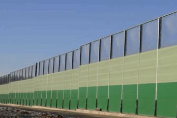Шумозащитные экраны для производств и оборудования - фото