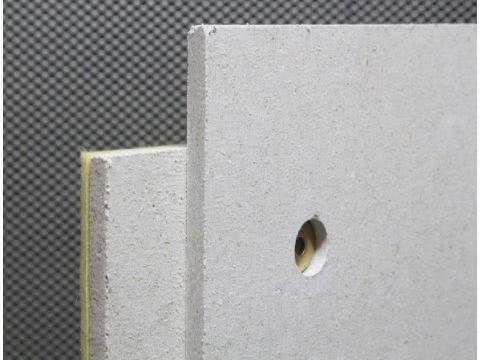 Звукоизоляционные материалы: Саундлайн-ПГП Супер, звукоизолирующая панель для тонких стен и перегородок